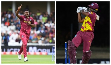 Rajasthan Royals announce Evin Lewis and Oshane Thomas as replacement players