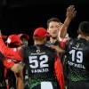 Rutherford 50 maintains Patriots unbeaten start