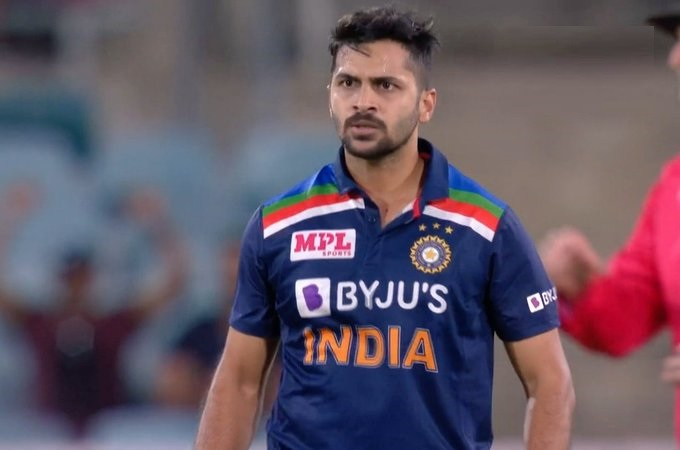 Shardul Thakur Added to India's Squad For T20 World Cup