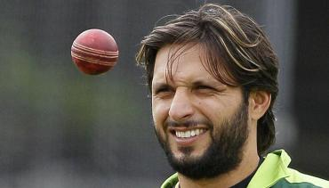 25 Remarkable Years Of Shahid Afridi