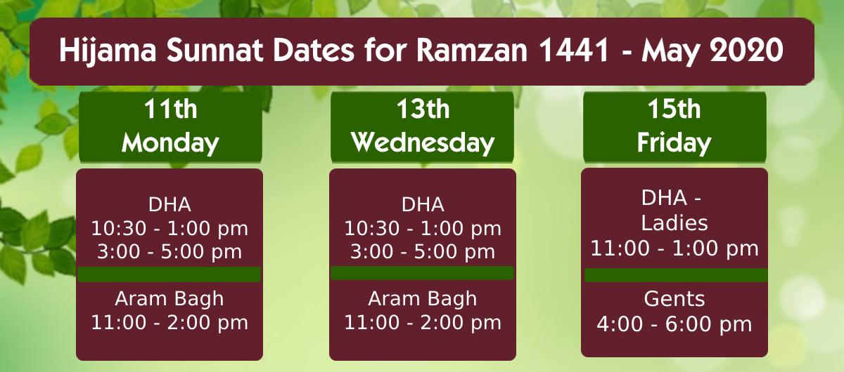 Ramzan 1441