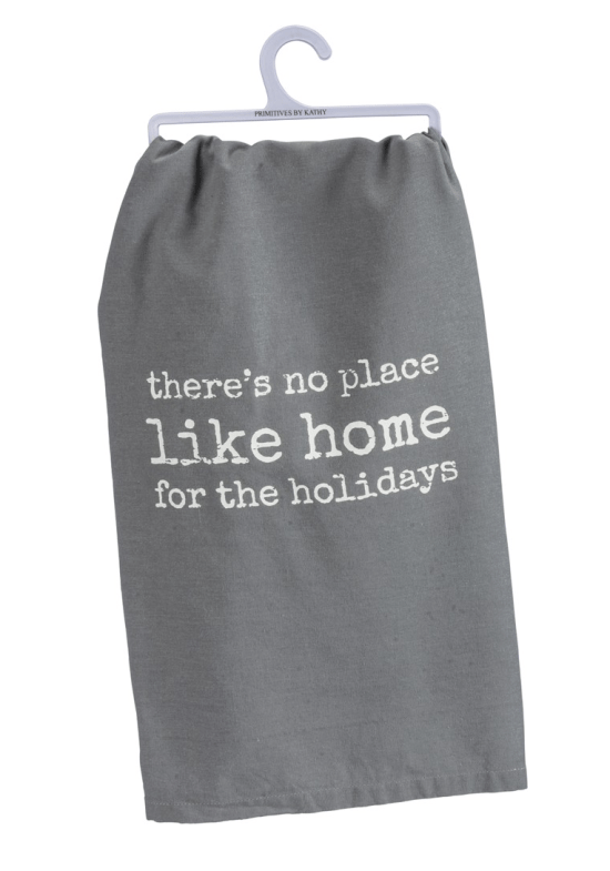 No Place Like Home for the Holidays