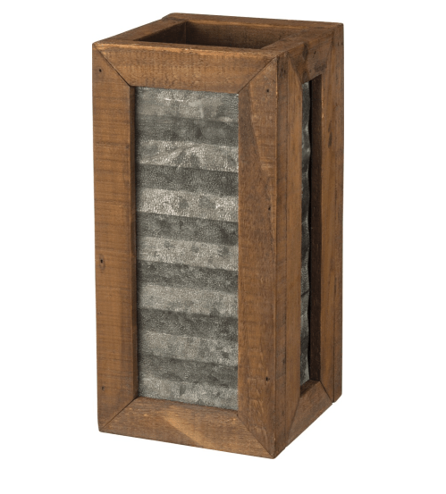 Corrugated Metal Box