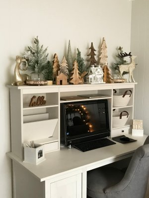Click to check out the most versatile way to decorate for Christmas!