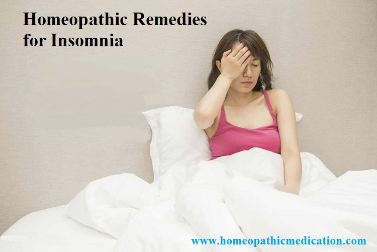 homeopathic remedies for insomnia
