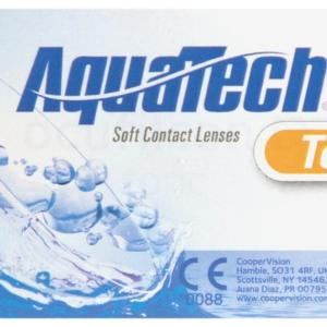 AquaTech toric 6 pk  4 for eye
