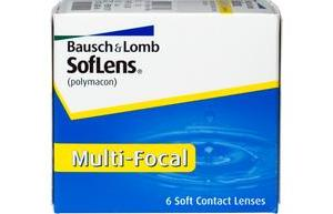 B&L SoftLens Multifocal 6pk