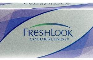 Alcon Freshlook ColorBlend Sterling Gray