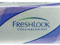 Alcon Freshlook ColorBlend Blue