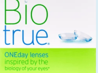 Biotrue monthly soft Lens Toric 90 pk
