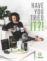 It Works 2018 Fall Catalog