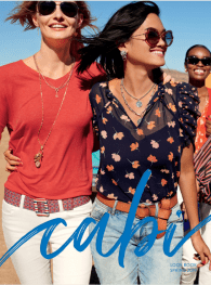 cabi 2019 spring summer catalog products