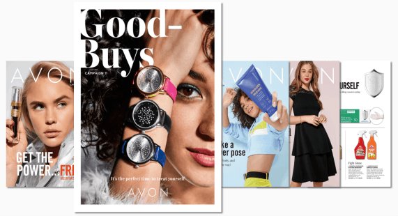 2020 Avon summer current catalog