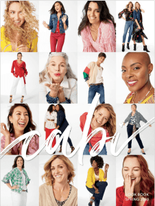 cabi 2020 spring look book catalog