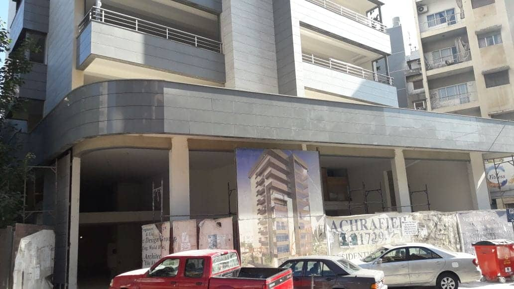 Shop for Rent in Achrafieh – Hot Offer