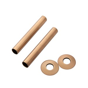 Home Refresh Arroll 130mm Pipe Shroud– Antique Copper