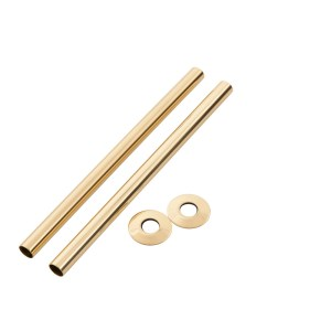Home Refresh Arroll 300mm Pipe Shroud – Antique Brass