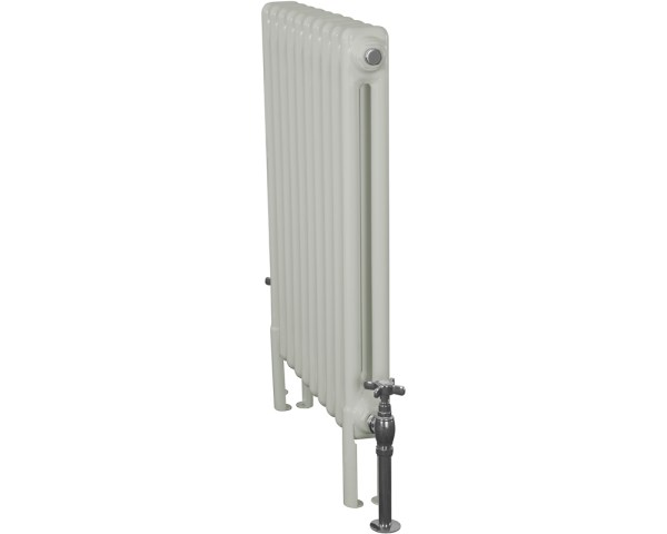 Home-Refresh-Carron-Enderby-2-Column-10-Section-Steel-Radiator-710mm-Farrow-and-Ball Mizzle