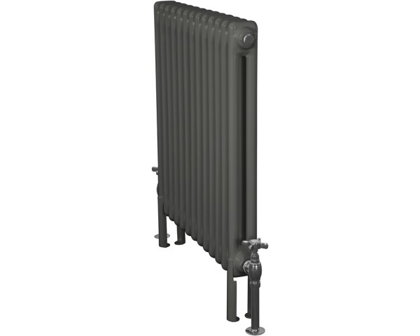 Home-Refresh-Enderby-2-Column-13-Section-Steel-Radiator-710mm-Farrow-and-Ball-Down-Pipe-Colour-Finish