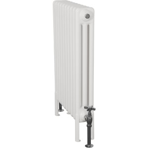 Home-Refresh-Enderby-3-Column-10-Section-Steel-Radiator-710mm-Farrow-and-Ball-White-Colour-Finish