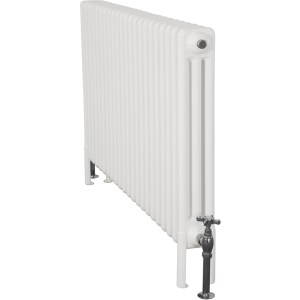 Home-Refresh-Enderby-3-Column-22-Section-Steel-Radiator-710mm-Farrow-and-Ball-White-Colour-Finish