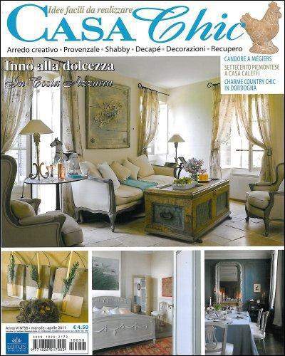 Casa chic la rivista di arredamento creativo pi for Arredamento originale casa