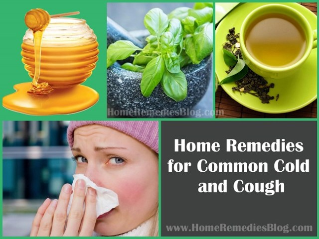 Common Cold Home Remedies in Adults