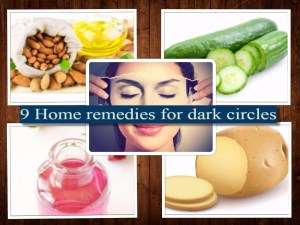 9 Most Used Home Remedies to Get Rid of Dark Circles Naturally