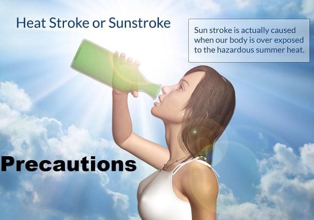 Heat Stroke Precautions
