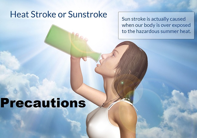 Heat Stroke Precautions