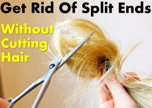 Home Remedies For Split Ends – Without Cutting Hair Shaft
