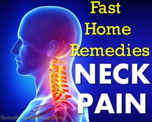 11 Fast Neck Pain Treatments and Home Remedies