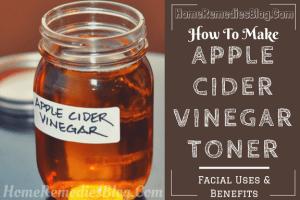 Apple Cider Vinegar Toner: Facial Uses, DIY Recipe, & Benefits