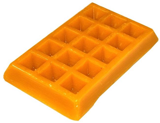 Homemade Beeswax Soap