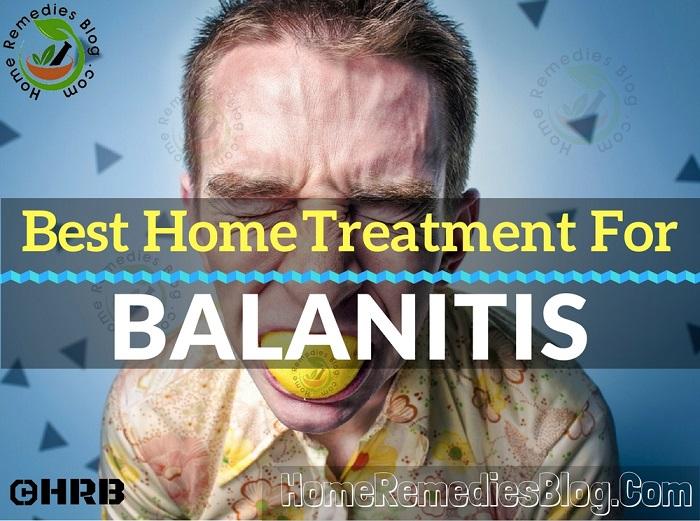Top Home Remedies To Treat Balanitis Naturally