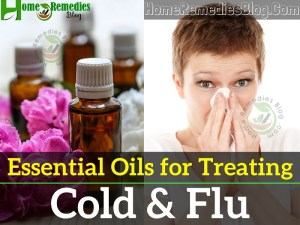 12 Essential Oils For Colds or Seasonal Flu & How To Use Them