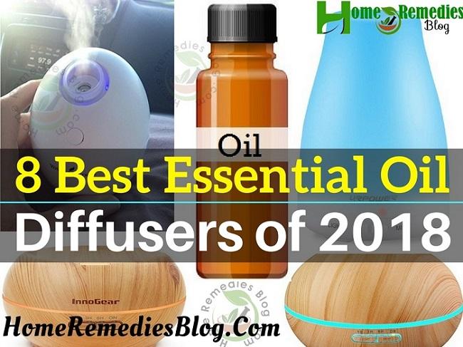 8 Best Essential Oil Diffuser of 2018