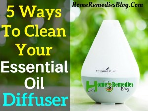 How to Clean Your Essential Oil Diffuser Quickly