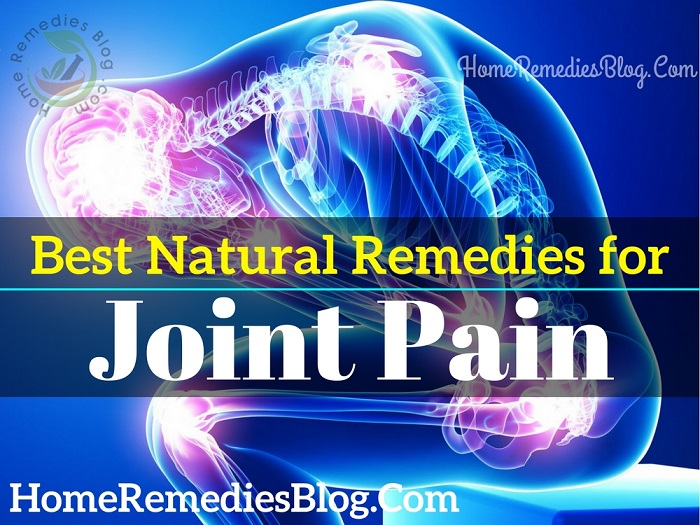 Top Natural Remedies for Joint Pain Relief