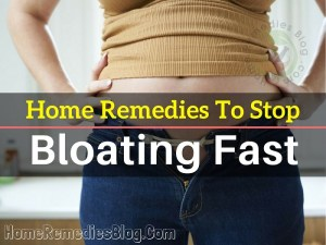 15 Effective Home Remedies To Get Rid Of Bloating