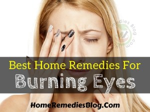 15 Best Home Remedies For Burning Eyes and Dryness