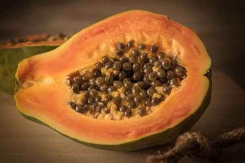 Ripe Papaya for Anal Fissure Diet