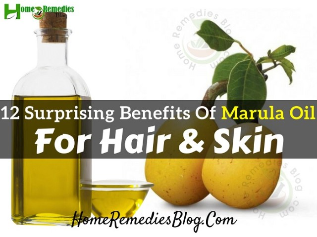 12 Surprising Benefits of Marula Oil For Hair and Skin