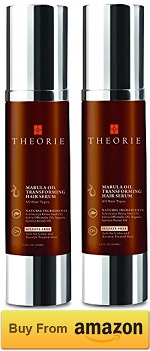 Theorie Marula Oil Transforming Hair Serum