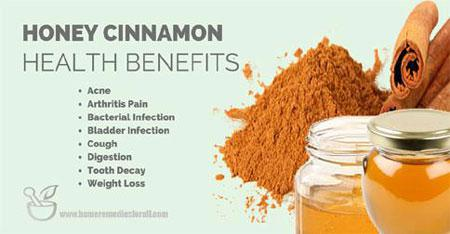 Image result for Honey and Cinnamon