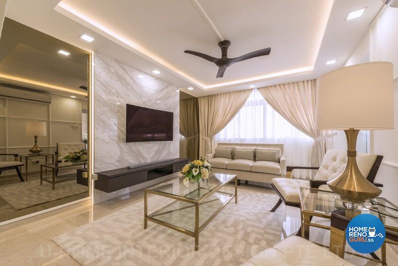 U Home Interior Dream Home Of Mohamed Nazri Amp Nur Syahirah