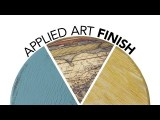 How to Apply a Decoupage Finish to a Tabletop