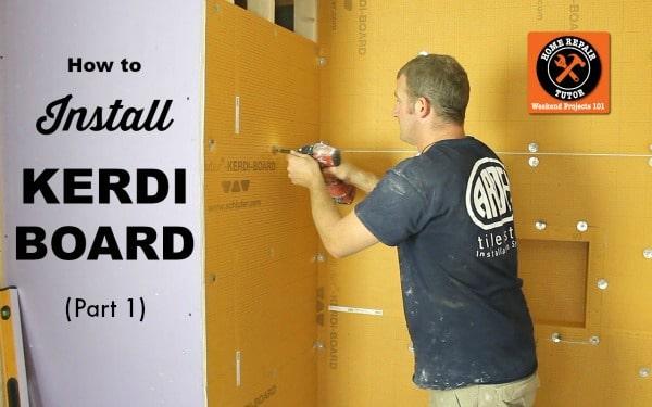 Backer Board Home Hardy Depot