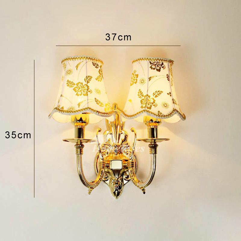 Wall Light Sconces Glass Hardware Modern Bathroom 2 Light ... on Bathroom Wall Sconce Lighting id=20806