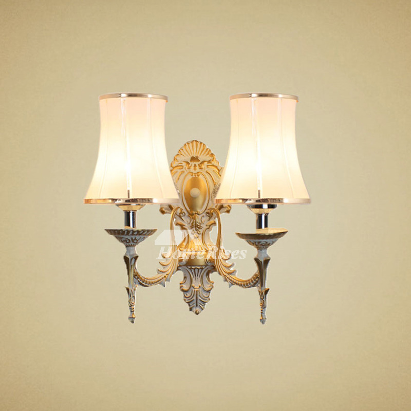 Art Deco Wall Sconces Decorative Lightiing Glass Alloy 2 ... on Discount Wall Sconces id=21559